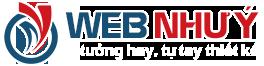 WebNhuY.vn – Ý tưởng hay, tự tay thiết kế